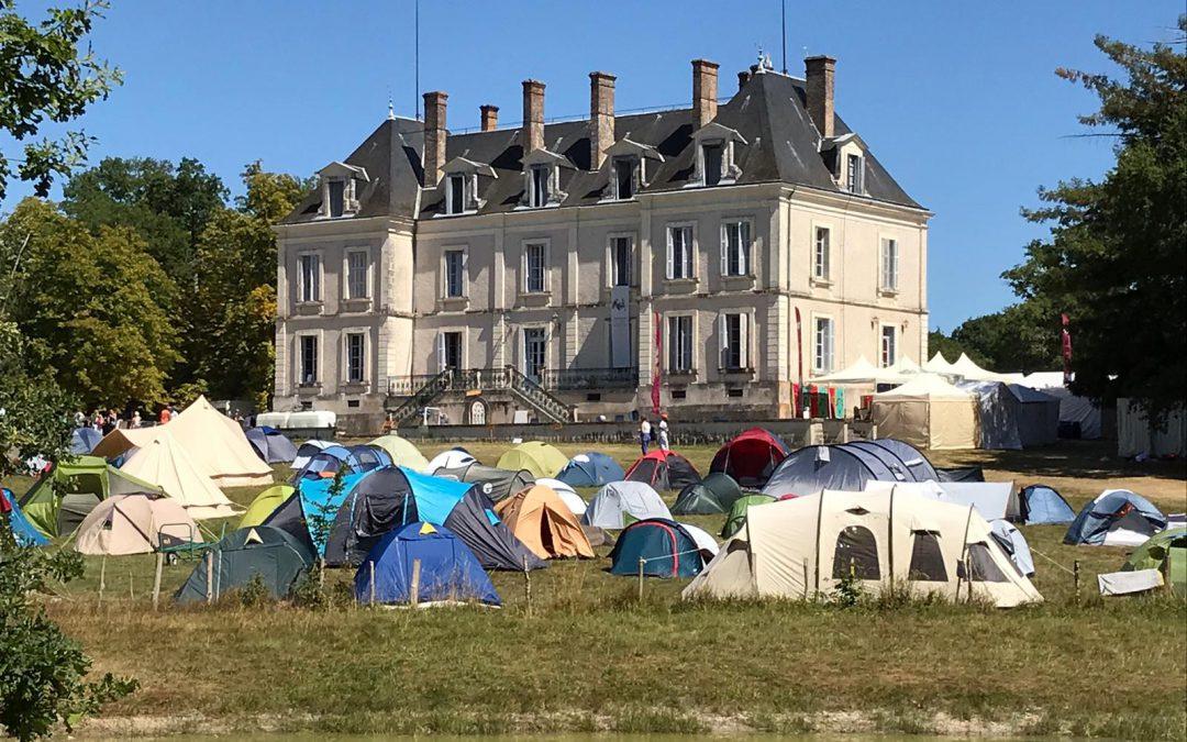 Kundalini Yoga Festival Frankrijk 2019 – deel 1