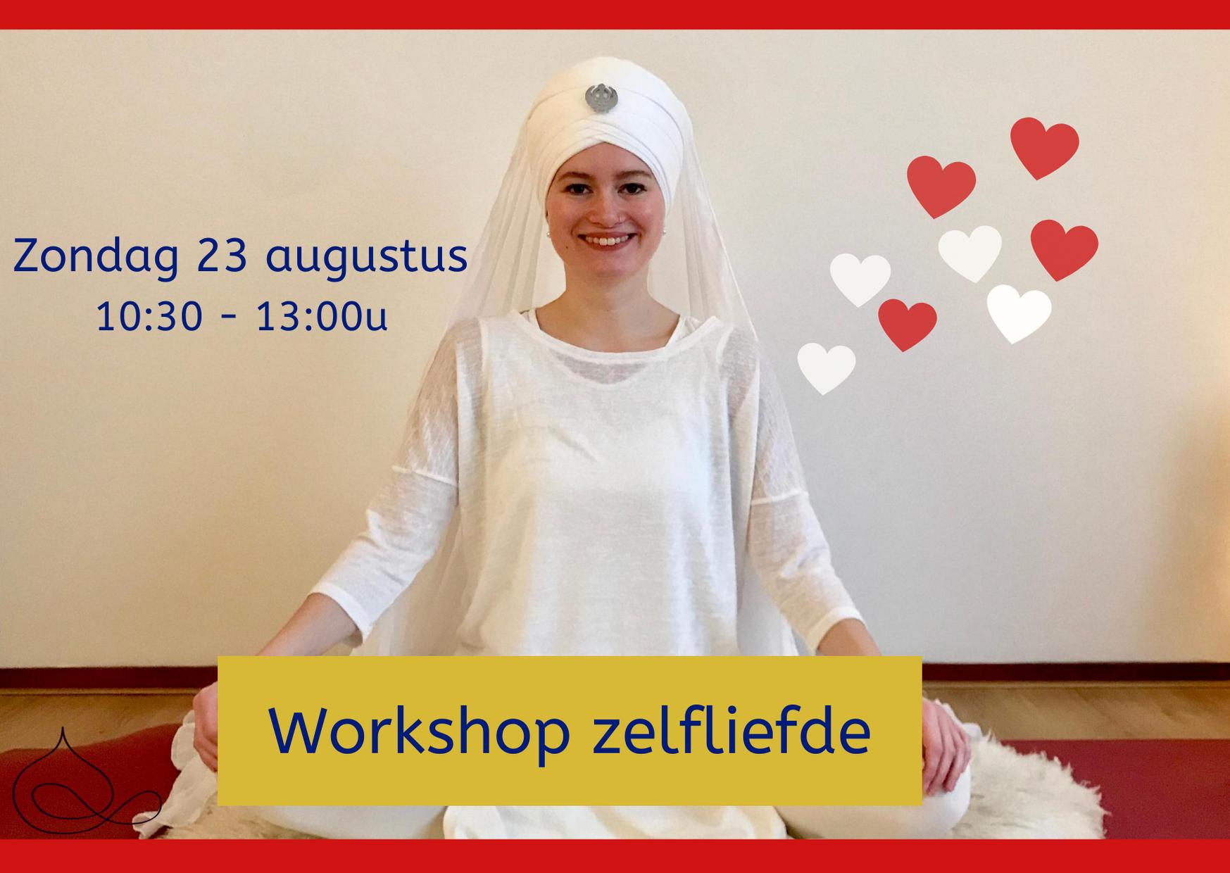 Workshop Zelfliefde